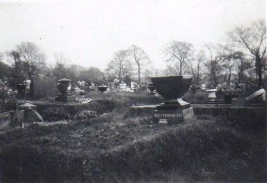 Granddad's Grave.